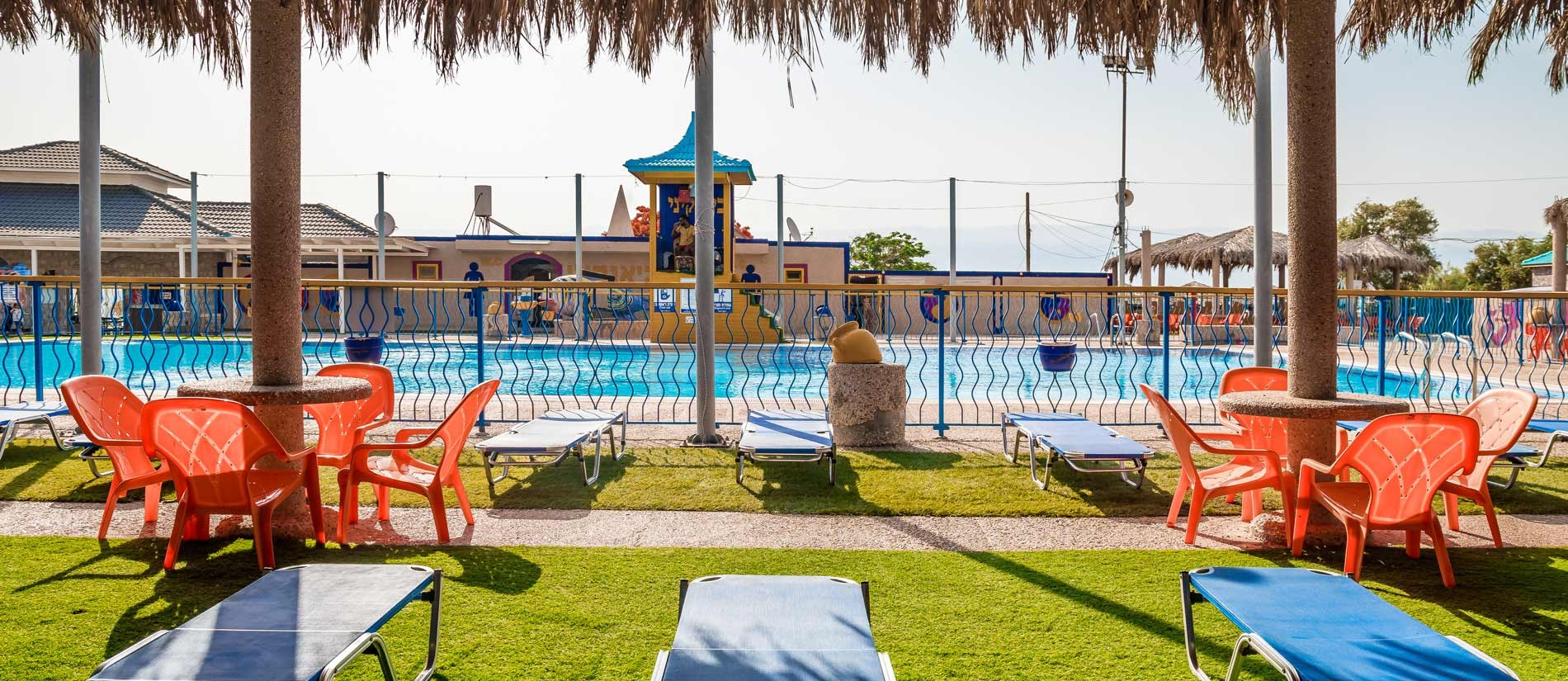 מתקנים במלון ביאנקיני