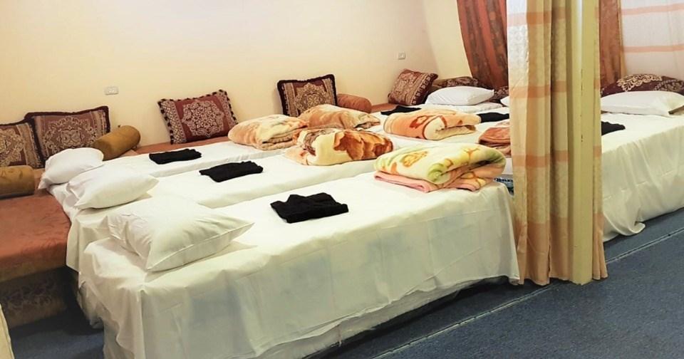 סידור שינה חאן - מלון ביאנקיני