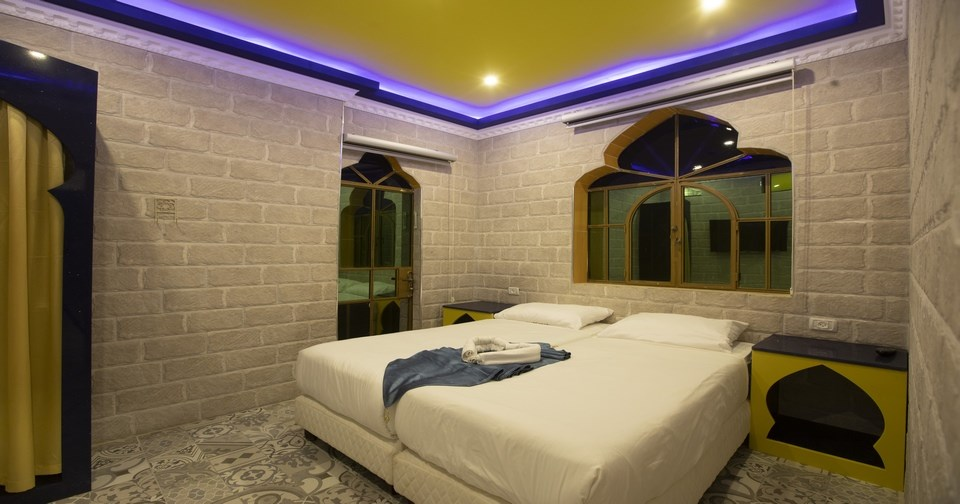 וילה ארמון מרוקאי