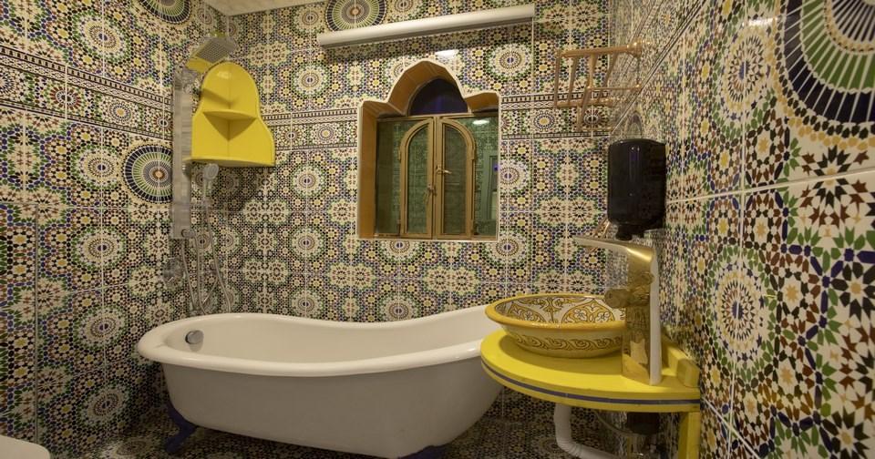 וילה ארמון מרוקאי  מלון ביאנקיני