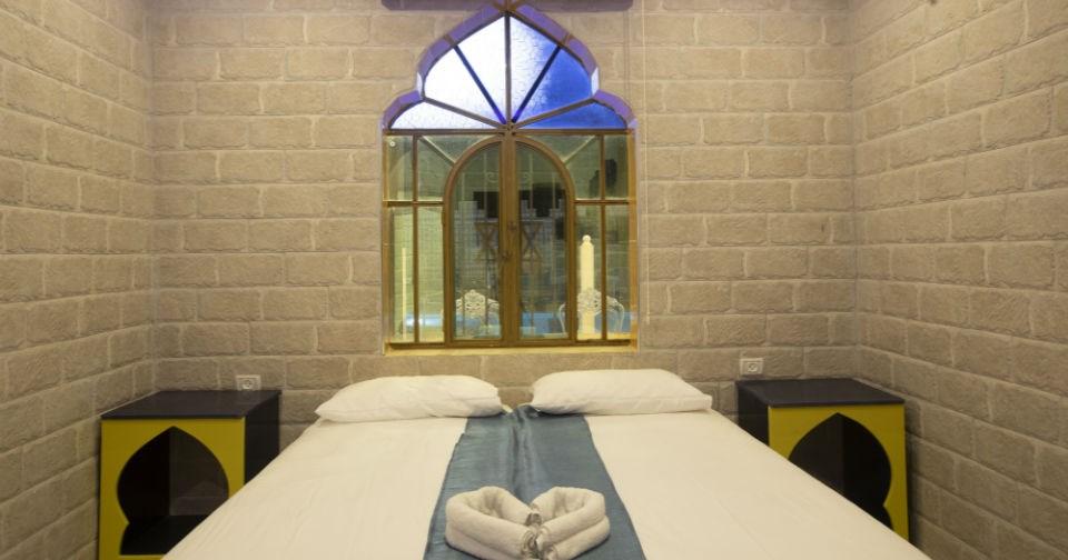 וילה ארמון מרוקאי  ביאנקיני