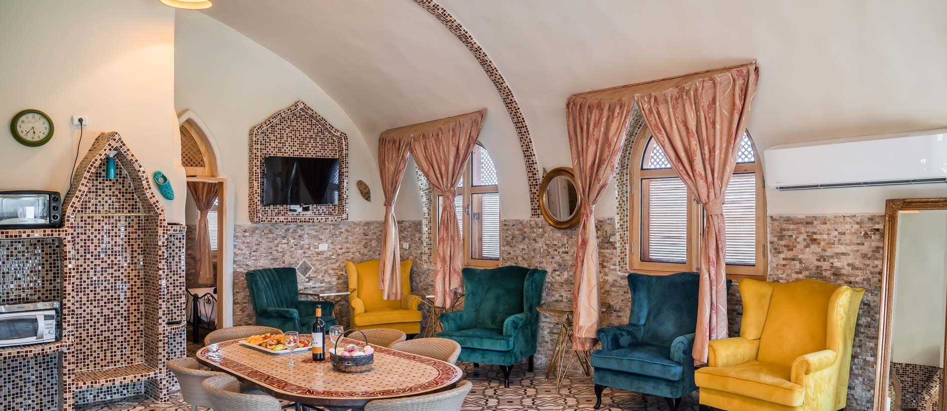 חדרים בביאנקיני