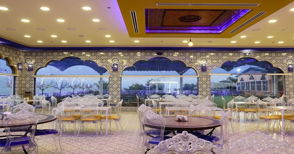אולם מרקש מלון ביאנקיני