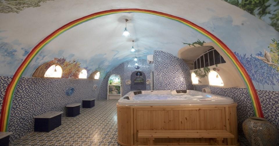 מלון ביאנקיני וילה ארמון מרוקאי