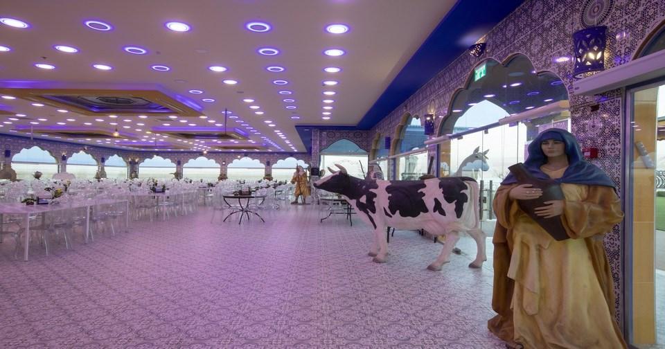 מלון ביאנקיני אולם מרקש