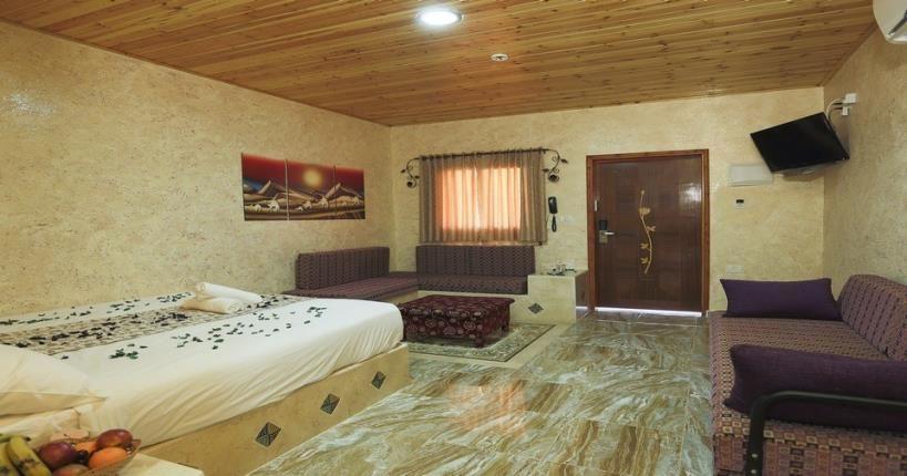 צימא במדבר - מלון ביאנקיני