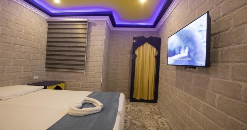 וילה ארמון מרוקאי במלון ביאנקיני